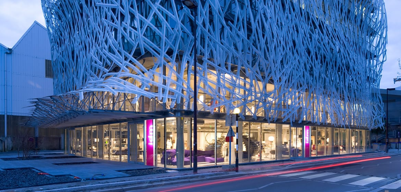 IDM - Immeuble Manny IDM Nantes Stéphane Chalmeau