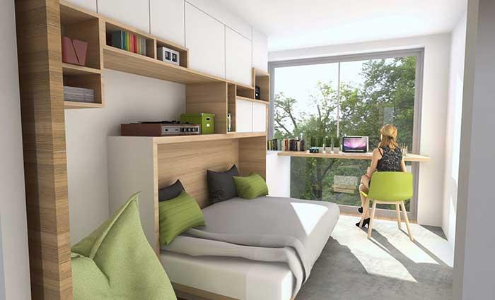 IDM Education - Espaces logements