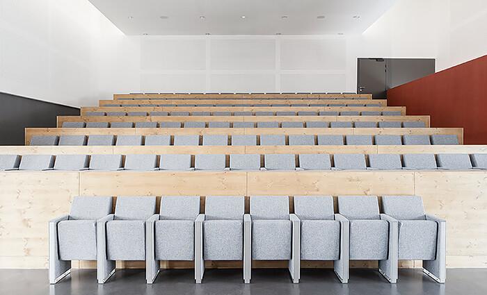 IDM Education - sièges tissu