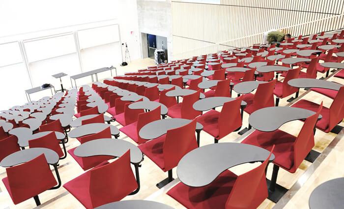 IDM Education - Les amphis