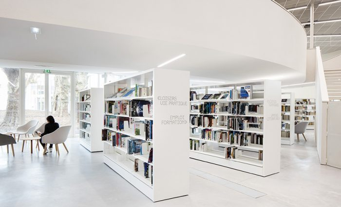 IDM Education - Métier bibliothèque