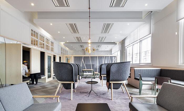 IDM Education - Salles professeurs - tables et chaises