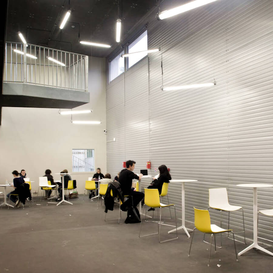 IDM Education - Université de Paris Sorbonne espace work café